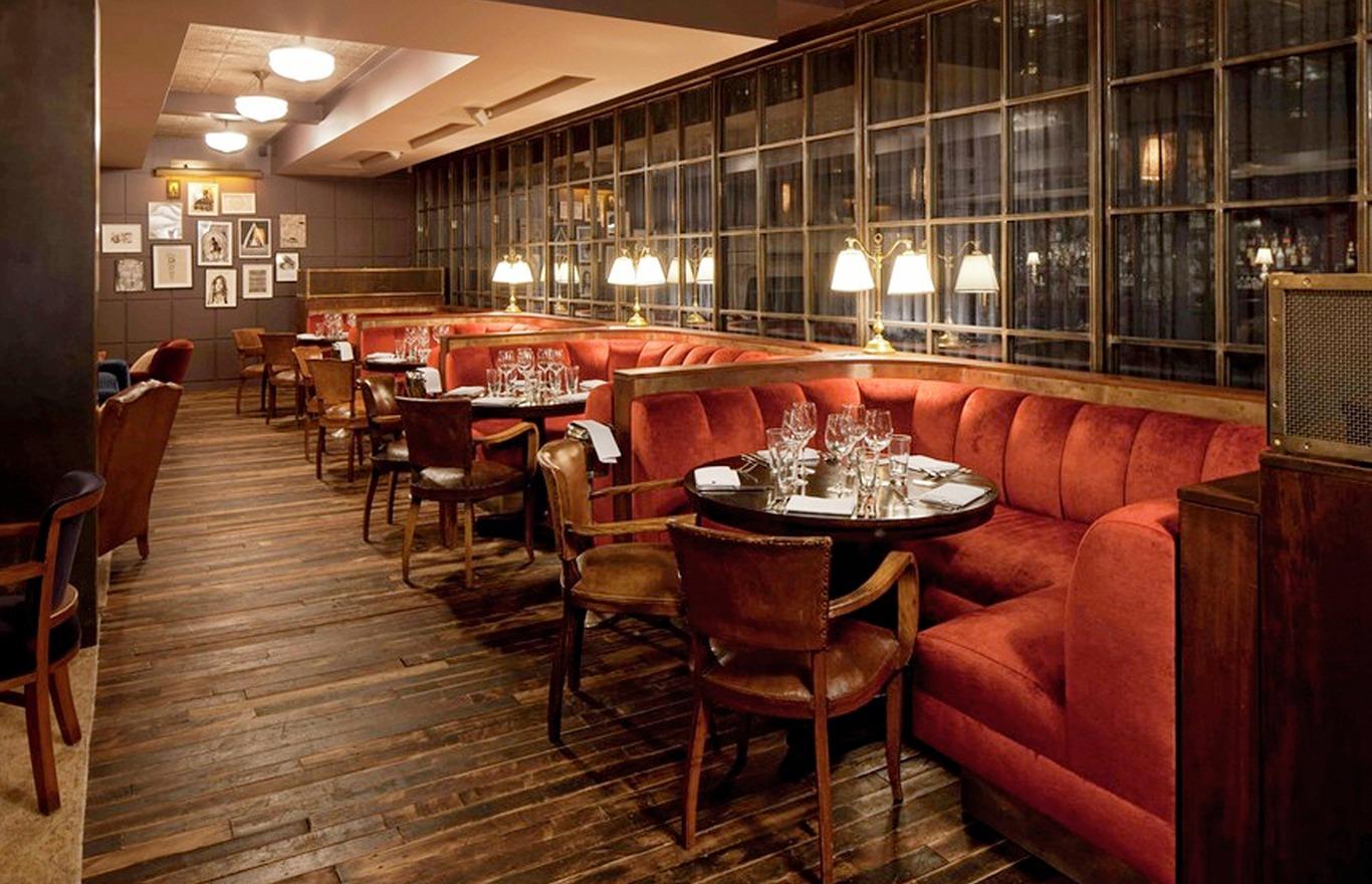 Ninth Restaurant New York