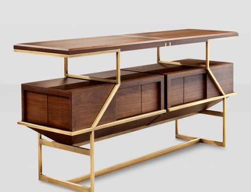 Credenza. The Evelyn NYC